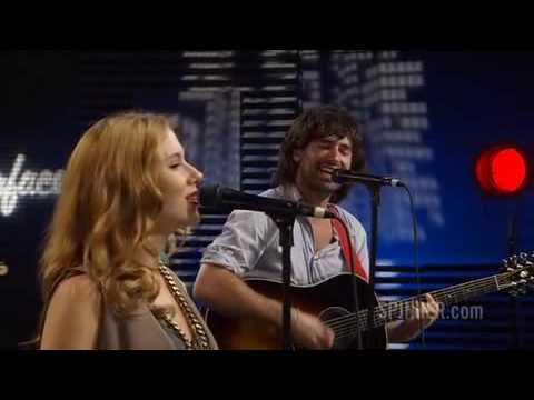 Pete Yorn feat. Scarlett Johansson – Relator (live)